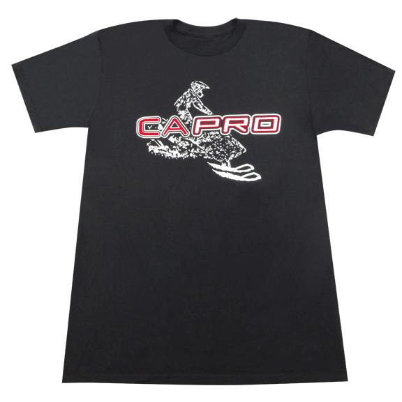 C&A Pro Skis 2 Color Graphic T-Shirt