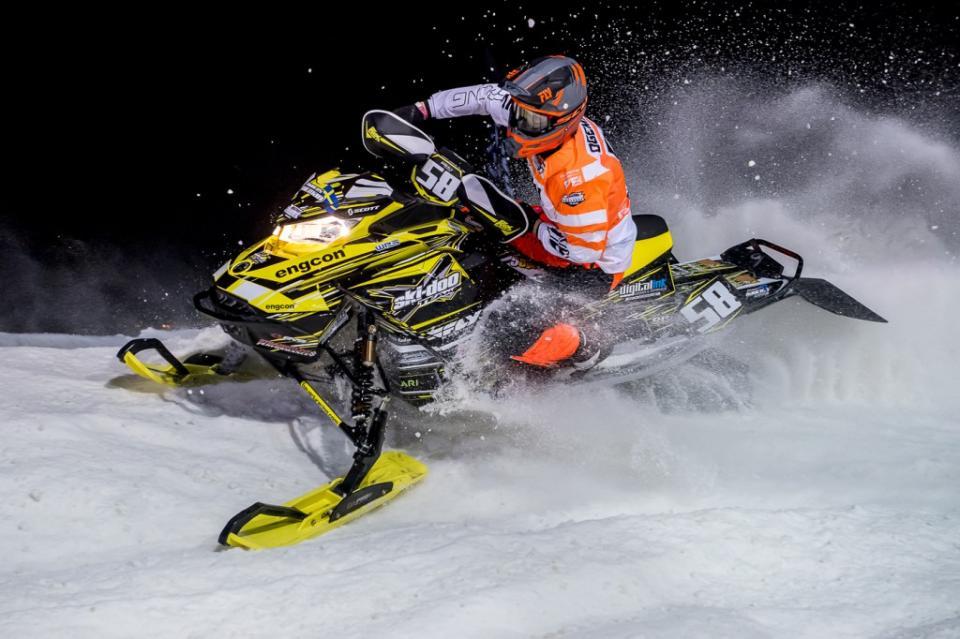 Marcus Ogemar snocross racing duluth MN
