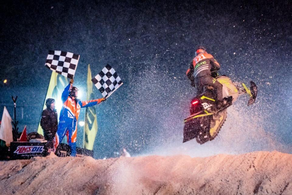 Benham takes semi pro final at Deadwood C&A Pro Skis