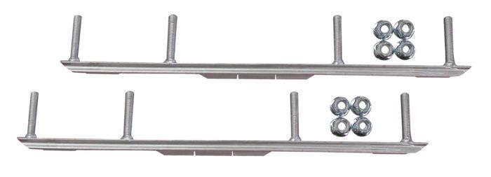 """4.5"""" Shaper Bar Carbides"""