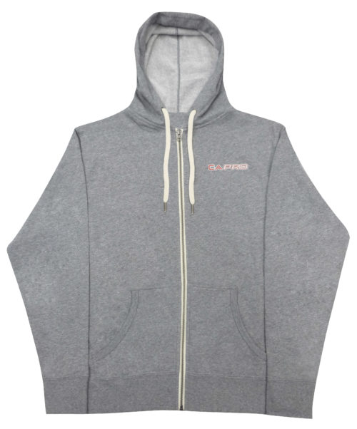 C&A Pro Skis Charcoal Heather Hoodie