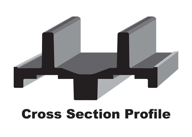 C&A crossover skis profile