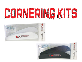 Cornering Kits for C&A Pro Snowmobile Skis