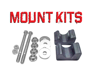C&A Pro Snowmobile Ski Mounting Kits