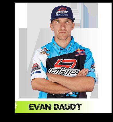 Evan Daudt