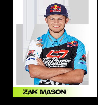 Zak Mason