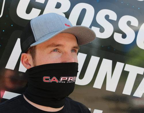 C&A Pro neck gaiter face mask